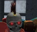 Mister Blaze Skullhead
