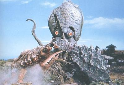 image kamoebas ganimes gezora giant monsters allout