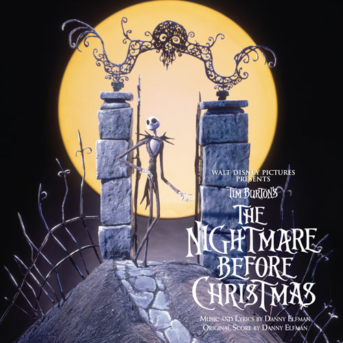 The Nightmare Before Christmas: Original Motion Picture Soundtrack was ...