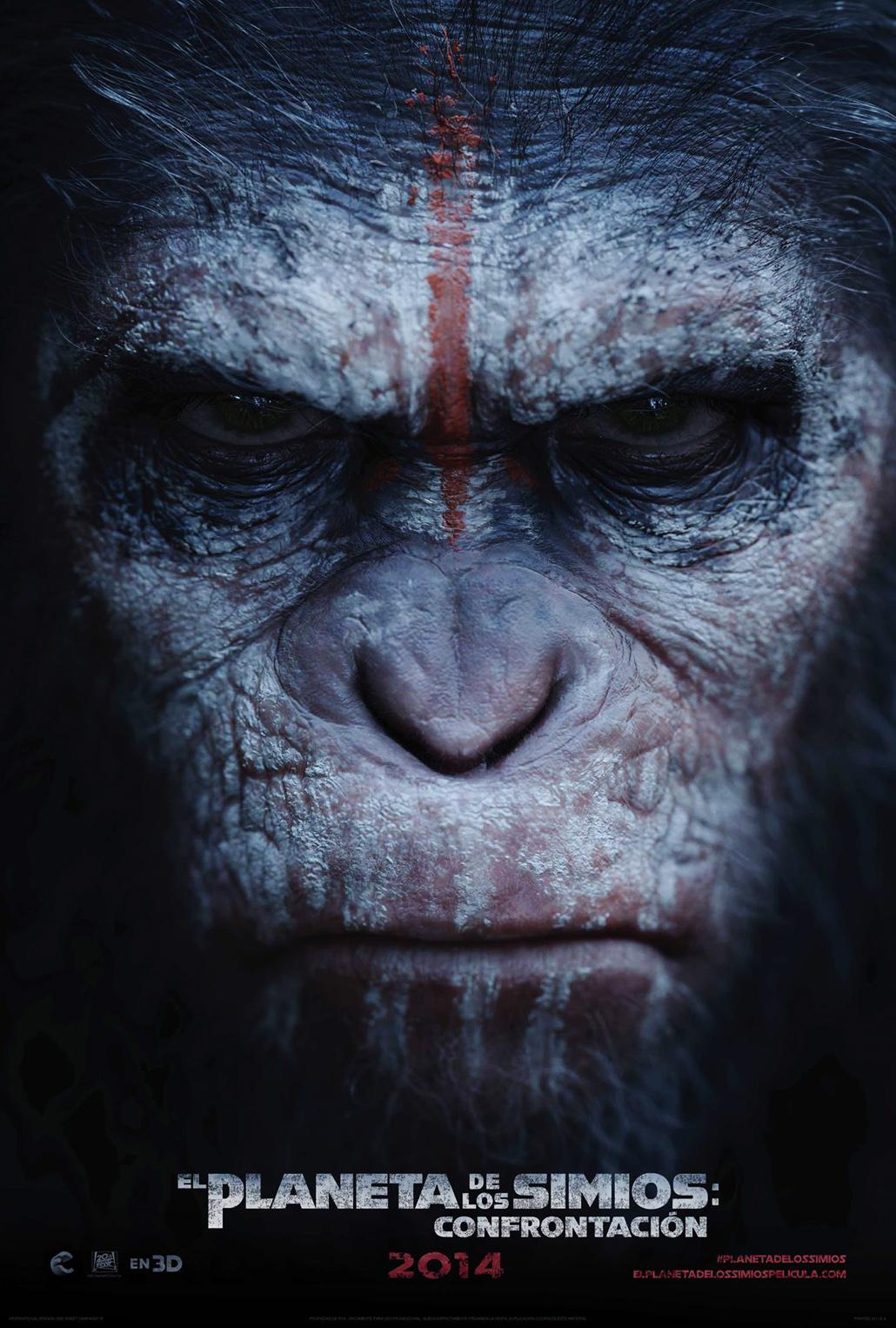 El Planeta De Los Simios 2 (2014) [Dvdrip] [Latino] [1 Link]