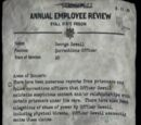 Annual Employee Review