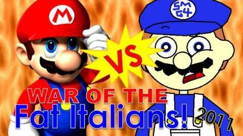 War of the Fat Italians 2011
