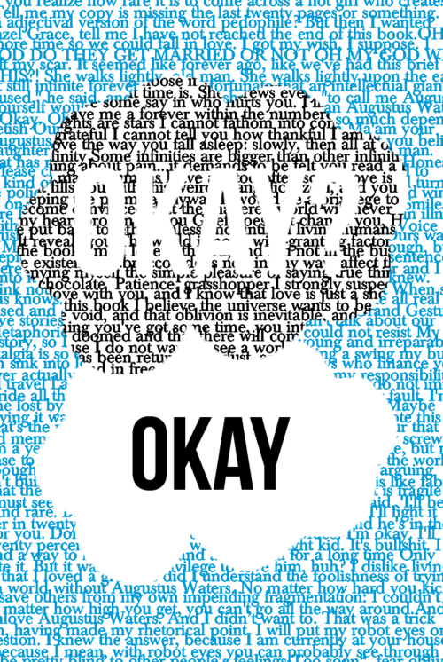 Image - TFIOS poster.png - The Fault In Our Stars Wiki