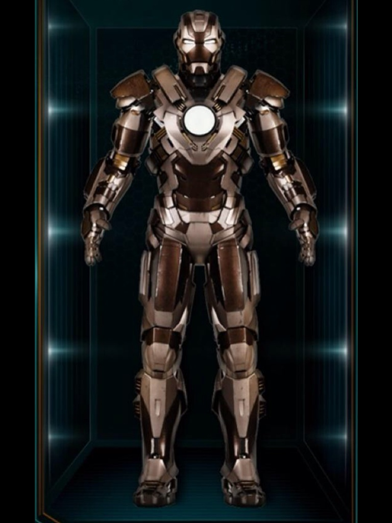 iron man all mark - photo #38