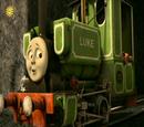 Luke's New Friend