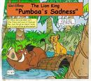 Pumbaa's Sadness