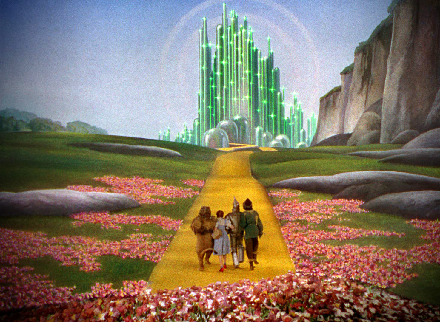 Wizard Of Oz Yellow Brick Road The Wizard of Oz - PPC...