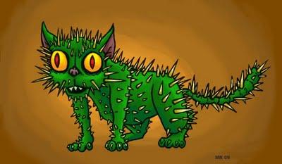 The Cactus Cat