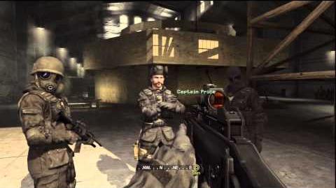 Call of Duty 4 Modern Warfare - Campaign - F.N.G.