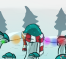 Noël 2013/Carte Bataille de neige