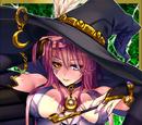Sorcery Librarian Chloe