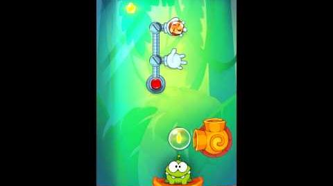 Cut The Rope Experiments - Level 8-4 - 3 Stars