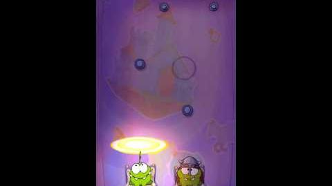 Cut The Rope Time Travel - Level 1-15 - 3 stars