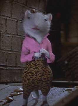 Cat And Rat Stuart Little Movie