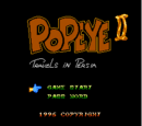 Popeye II: Travels in Persia
