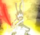 Red Uncanny Sword