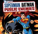 Superman/Batman: Enemigos Públicos (Película)