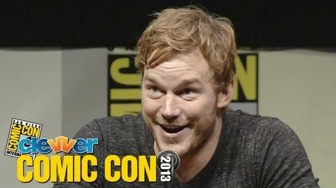 Marvel 2013 Comic Con Panel Guardians of the Galaxy