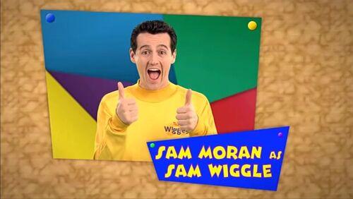 The Wiggles Sam
