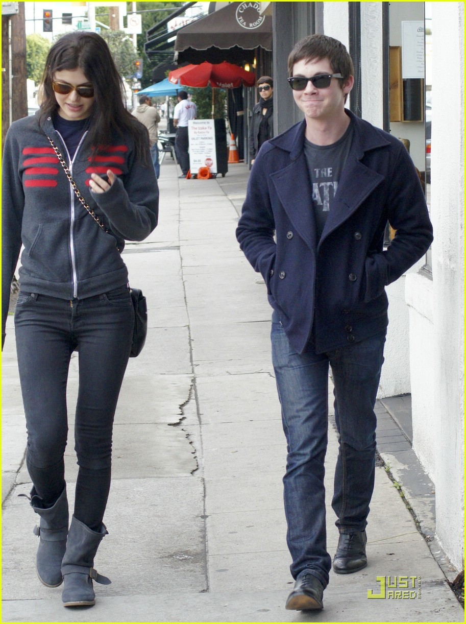 Logan and alexandra dating 2014
