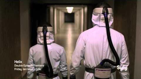 Helix Season 1 Run Trailer