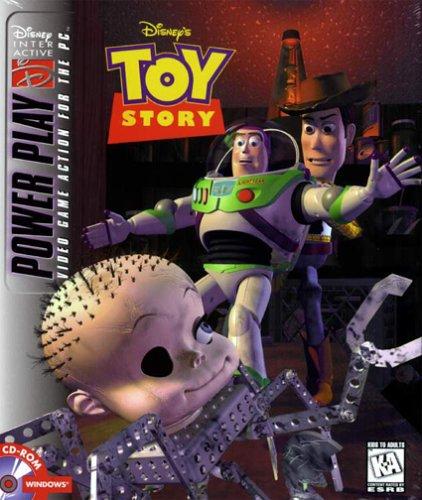 Toy Story The Video Game Pixar Wiki Disney Pixar