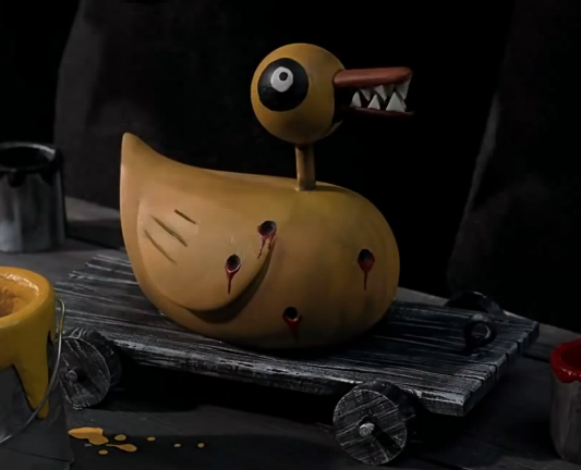 Diy gnome tutorial toy duck from the nightmare before christmas solutioingenieria Gallery