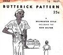 Butterick 5322 A