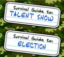 Guide to: Talent Show and Elections