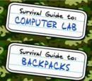 Guide to: Computer Lab and Backpacks