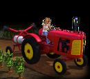Трактор «Дедушкина роща»