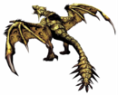 MHF1-Gold Rathian Render 001.png