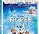 """Frozen"" Blu-ray cover artwork"