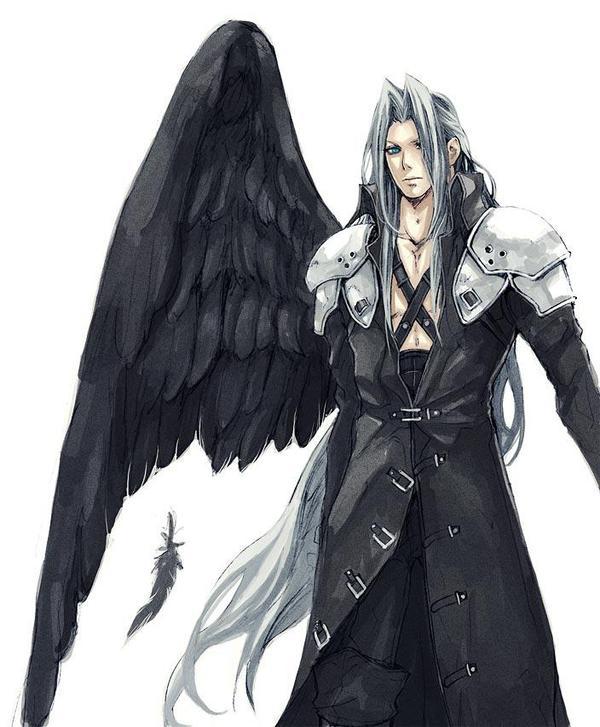 User blog:Gekkou30/Goku vs Sephiroth - Dragon Ball Wiki One Winged Angel Sephiroth