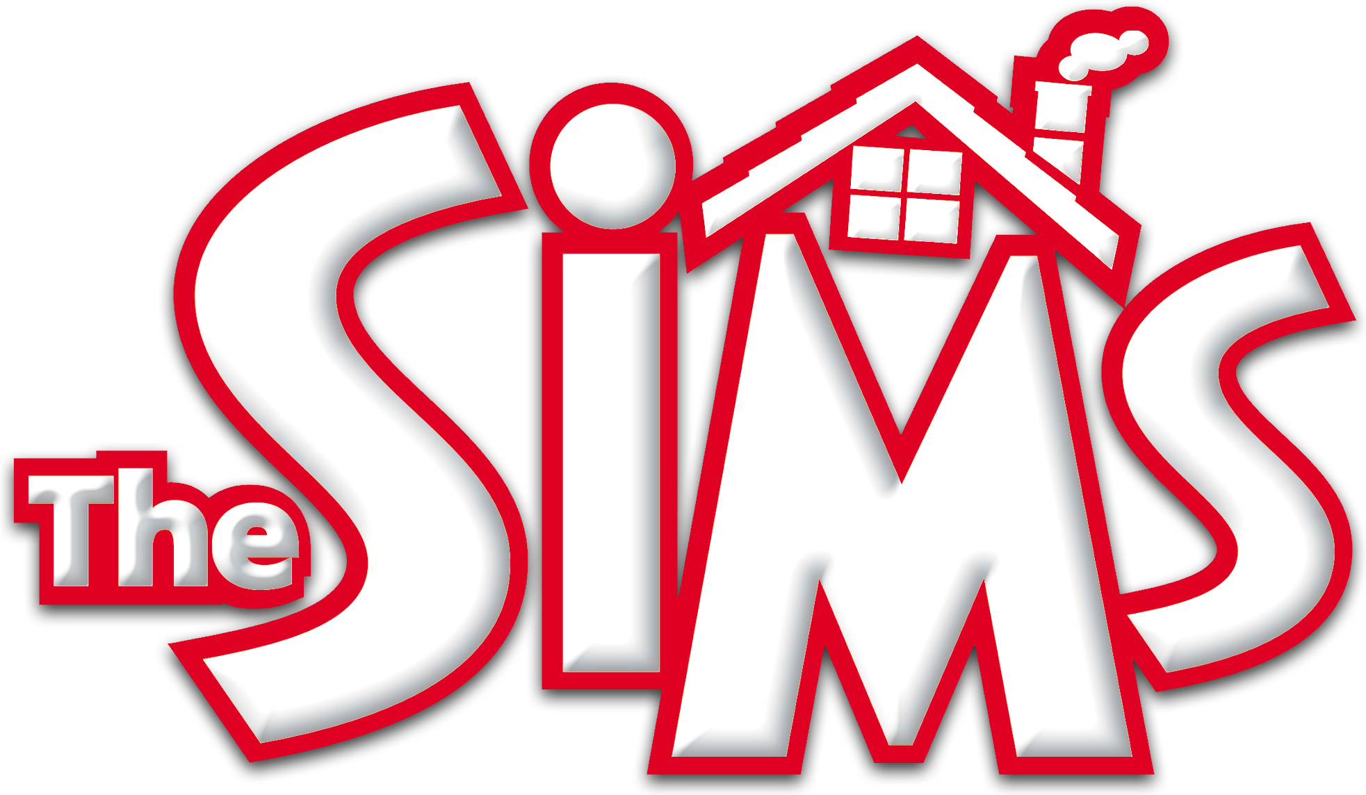 Image the sims logo png the sims wiki