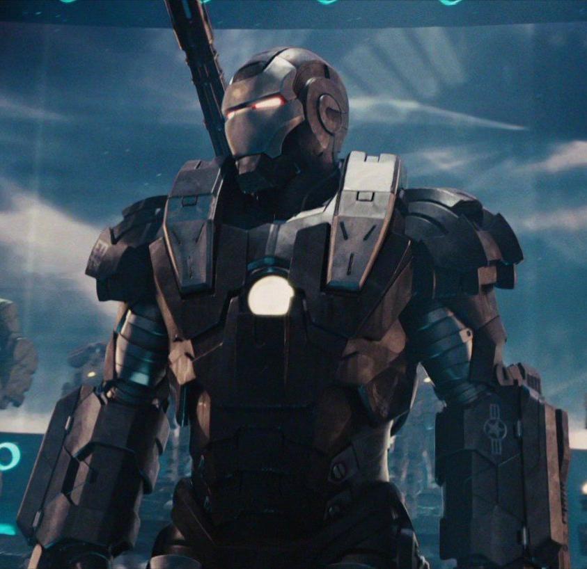 Iron Man Rhodes