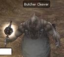 Butcher Cleaver