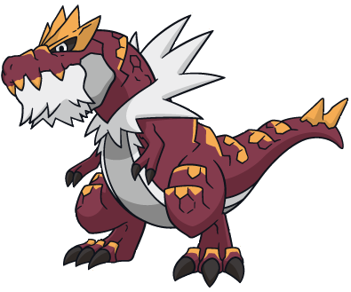Archivo Tyrantrum Dream World Png Wikidex Wikia