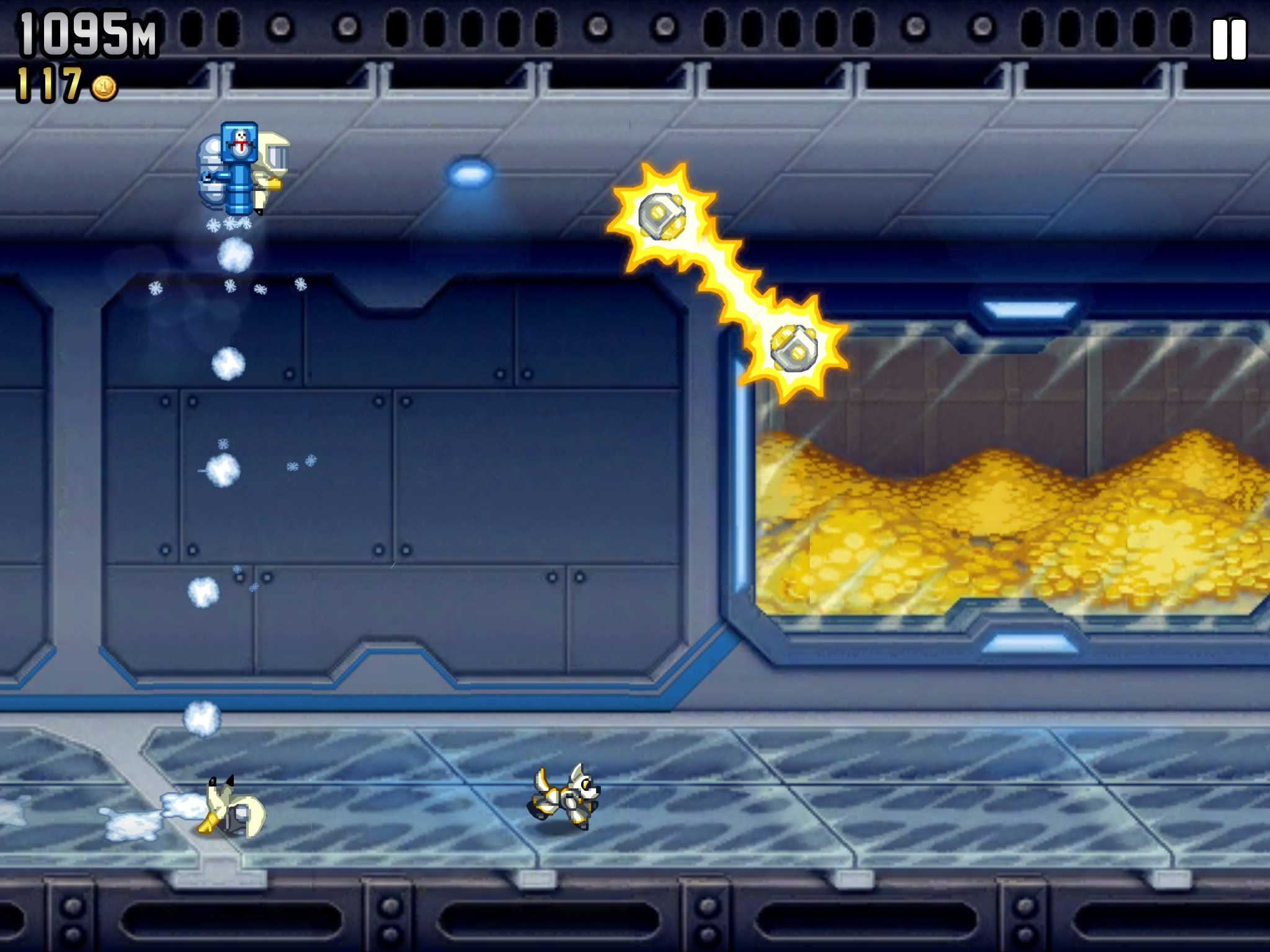 Игры для андроид jetpack joyride