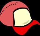 Gorra de Béisbol Roja