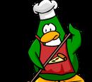 Chef de Pizzas