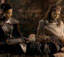 Aurora, Filippo e Mulan
