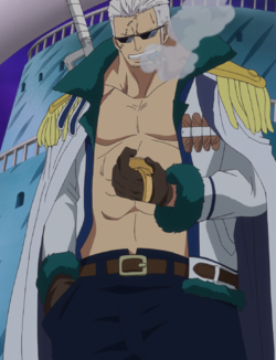 Smoker Anime Post Timeskip Infobox
