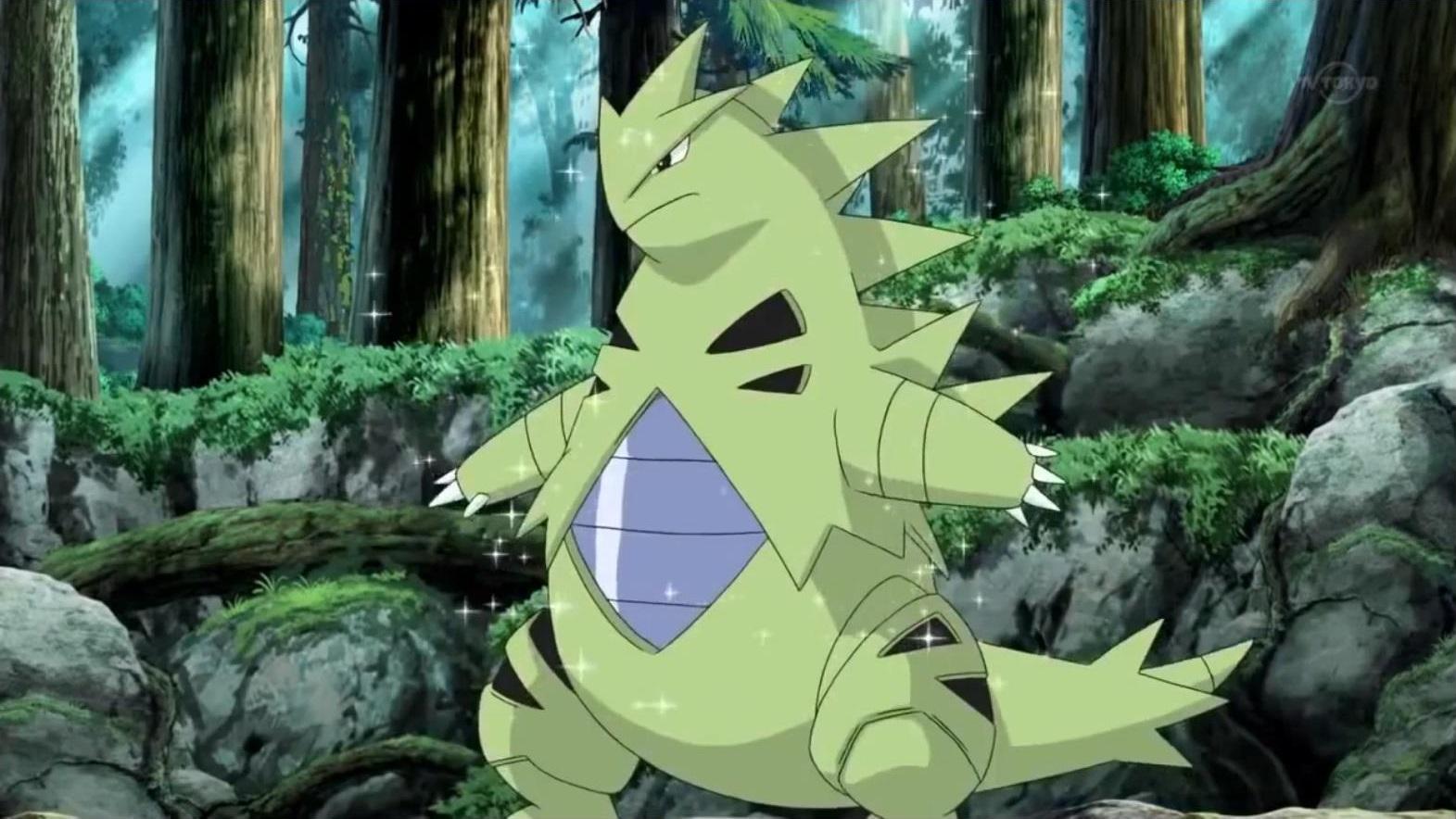 week 8 tyranitar or the godzilla of pokemon