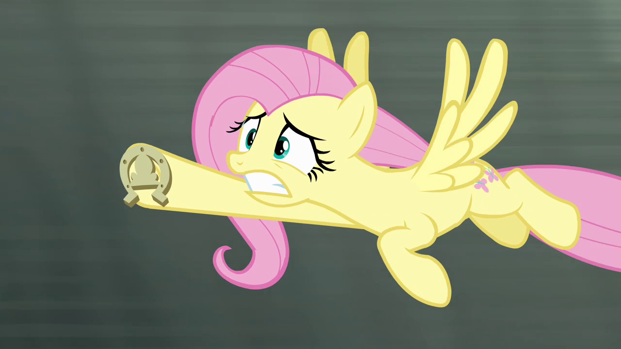 Image - Fluttershy flying at high speed S4E10.png - My ...