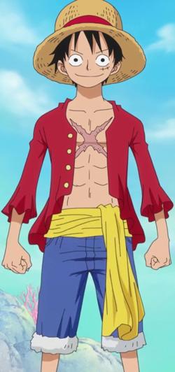 Luffy Pós-timeskip