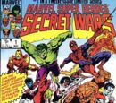 Marvel Super Heroes: Secret Wars (Event)