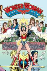 Wonder Woman gets a new beginning with George Pérez