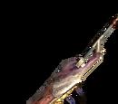 Fanged Serpentblade (MH4)