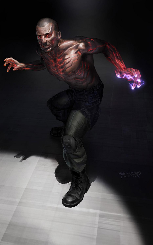 Extremis Iron Man 3 Image - Extremis Soldi...